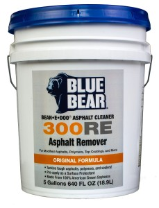 BlueBear 300RE Asphalt Remover