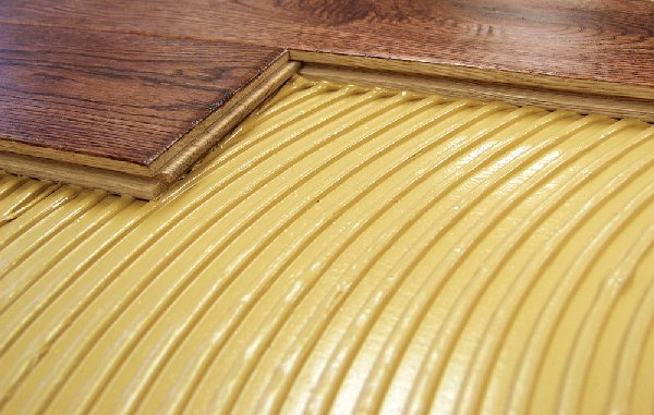 March, 2014 Flooring - Flooring Contractors Stick With Soy-Based Adhesives Soy New Uses