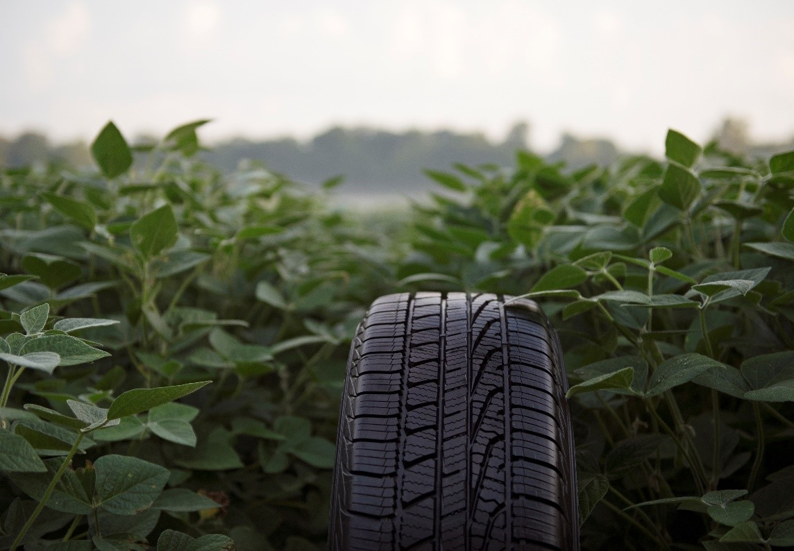 Used Tires Akron Ohio >> Goodyear Tires Gain Traction with Soy - Soy New Uses