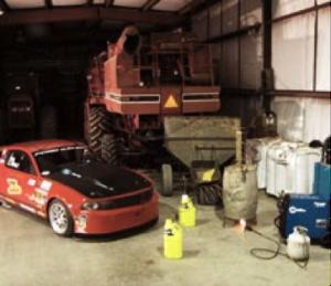 Hajek Racing Car