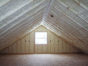 Homes in Harmony Biobased insulation