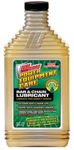 LubeGard Bar and Chain Lubricant