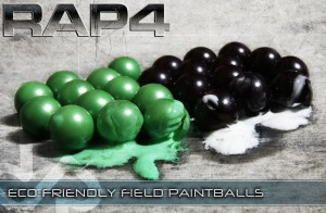 RAP4 Paintballs