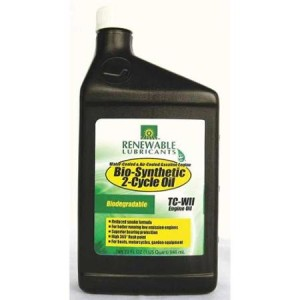 Renewable Lubricants Biosynthetic 2cycleoil