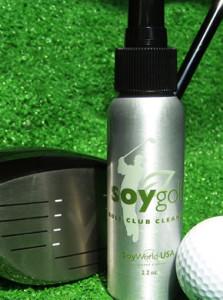 SoyWorld Golf Cleaner