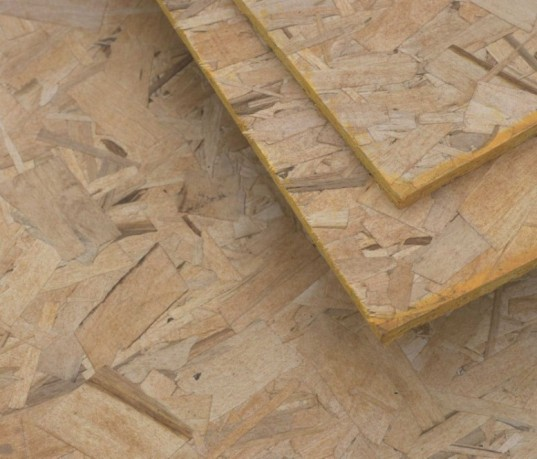 oriented strand board MS