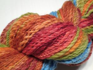 soy silk yarn